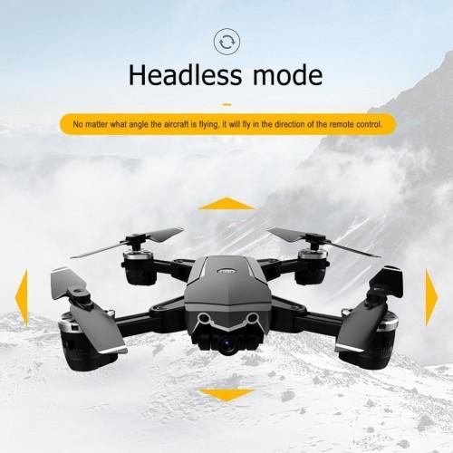 NO.LH-X - Drone Quadcopter με ευρυγώνιο φωτογραφικό φακό 1080p - WiFi - 2.4 Ghz Και χρήση Μέσω Εφαρμογής Σε Κινητά JD-20S