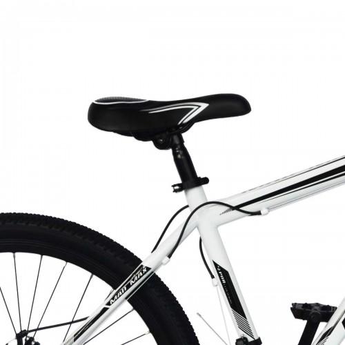 ΕΚΘΕΣΙΑΚΟ ΚΟΜΜΑΤΙ - Ποδήλατο FITNESS - Denver 27,5 ίντσες Λευκό - Μαύρο 180-27-EXB