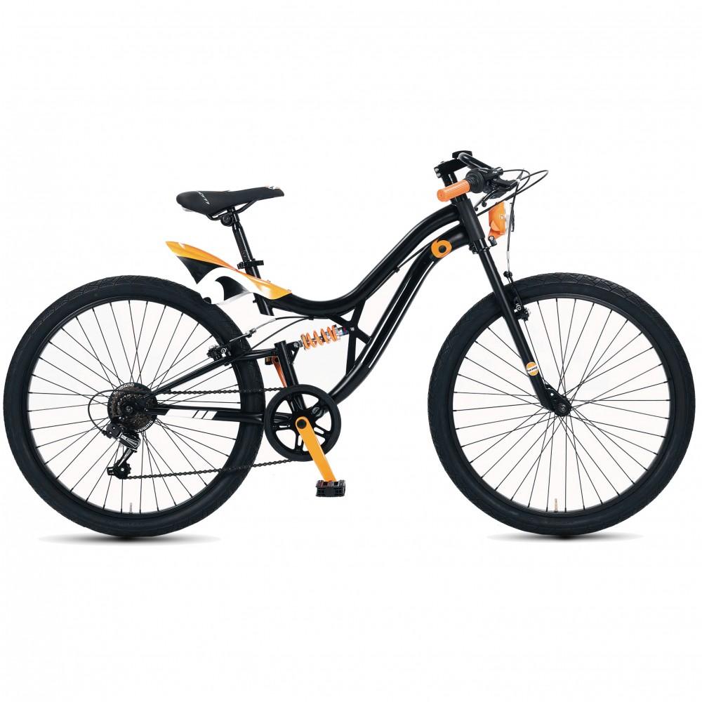 "Mountain Bike - MBM JUMP 015 26"" Black 406-BL"