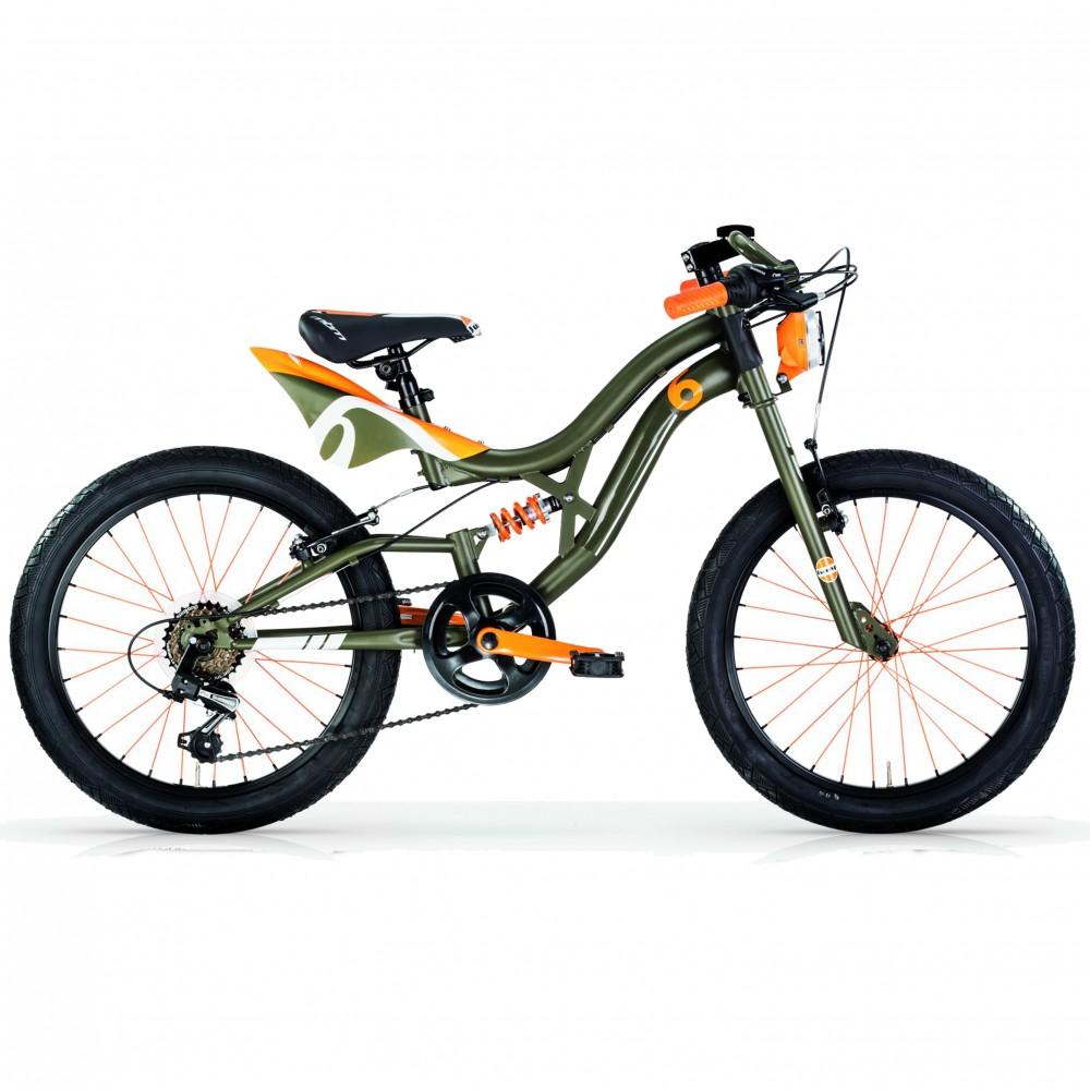 "Mountain Bike - MBM JUMP 015 26"" Green 406-GRN"
