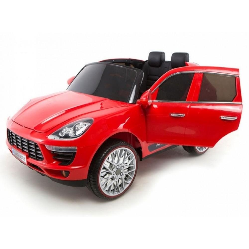 Ηλεκτροκίνητο Αυτοκίνητο τύπου Porsche 12V Kόκκινο QLS-8588-R