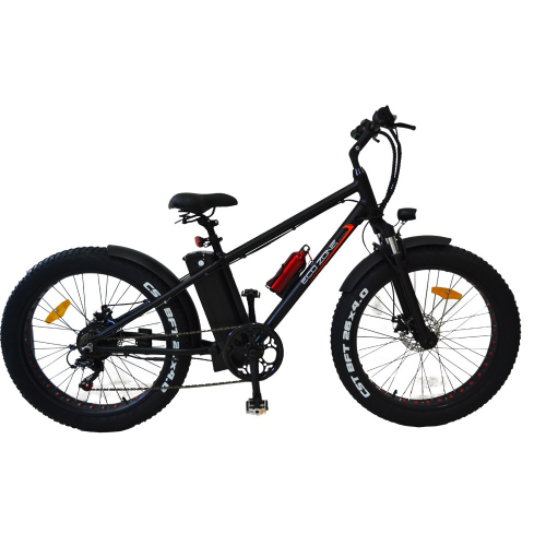 Eco-Bikes - Ηλεκτρικό Ποδήλατο 26 ίντσες Μαύρο E-bike BN011