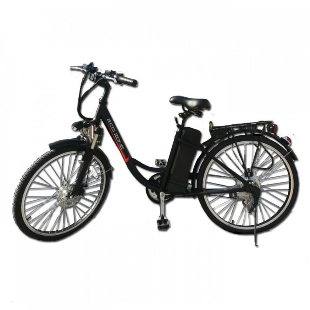 Eco-Bikes - Ηλεκτρικό Ποδήλατο 26 ίντσες  Μαύρο E-bike BN015
