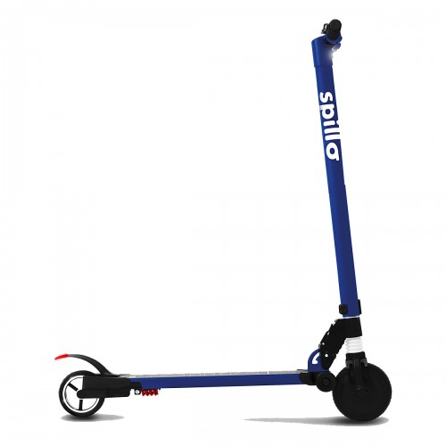 Icon.e - Electric E-Scooter Spillo with 250W and 23km/h Blue 32000-BLU