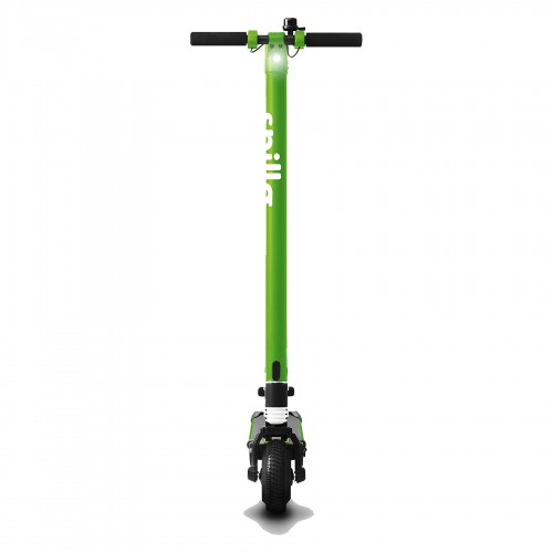 Icon.e - Electric E-Scooter Spillo with 250W and 23km/h Green 32000-GRN