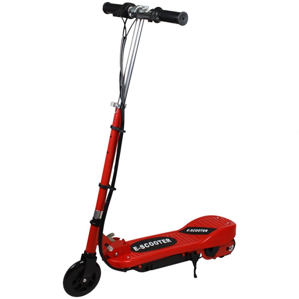 Ηλεκτρικό E-Scooter Κόκκινο D02-RD