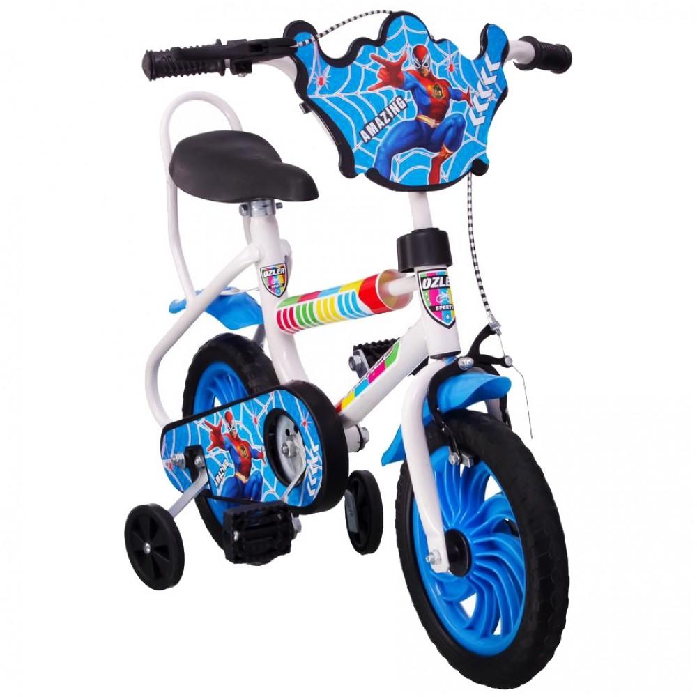 Παιδικό Ποδήλατο Biketoys.gr - Super Hero 12 ιντσών Μπλε 120-12-BLU