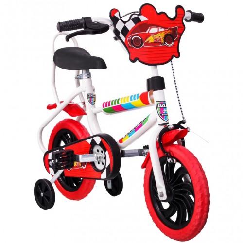 Παιδικό Ποδήλατο Biketoys.gr - Cars 12 ιντσών Κόκκινο 120-12-RD