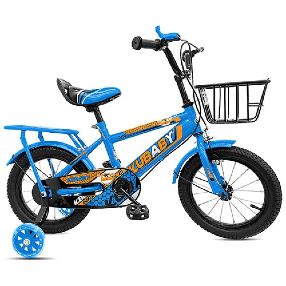 Παιδικό Ποδήλατο - KuBaby 16 ιντσών Μπλε 01-16-BLU