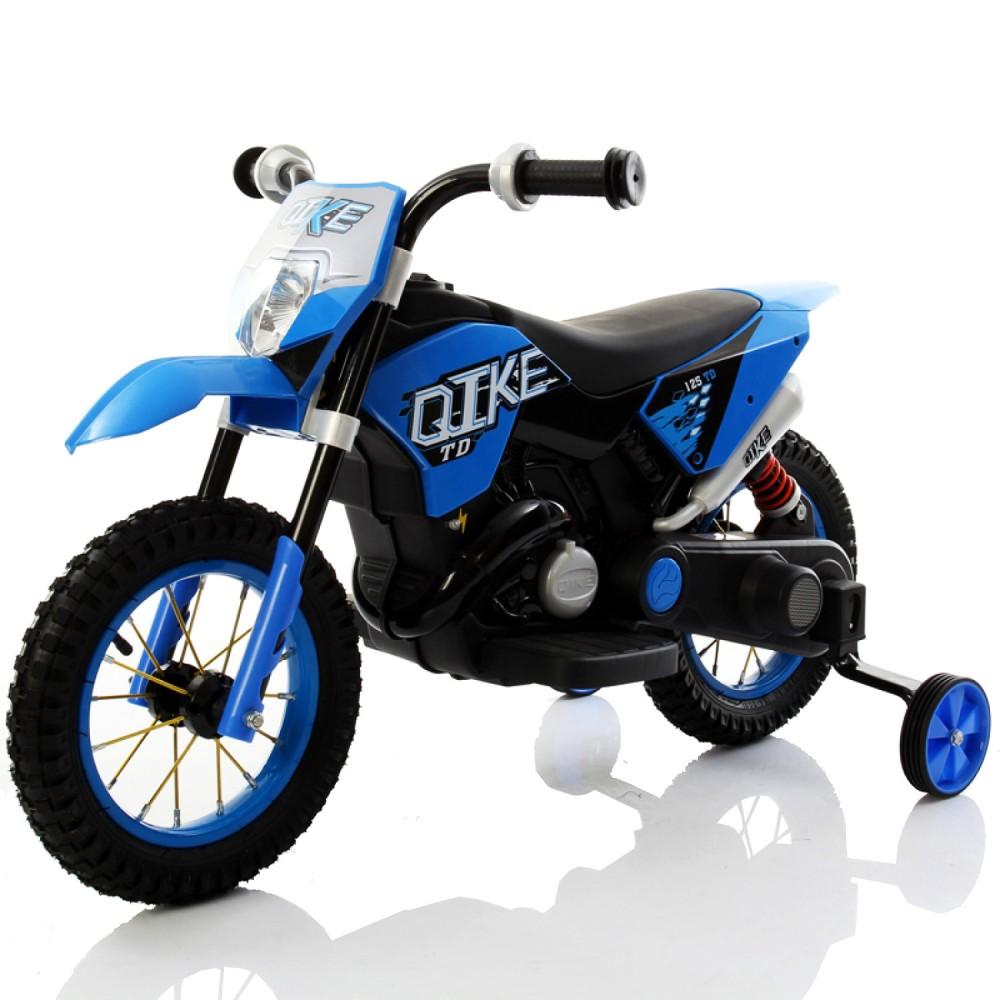 Ηλεκτροκίνητη Μηχανή 6V Μπλε BT503-BLU