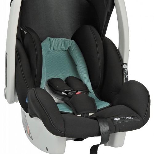 Κάθισμα αυτοκινήτου - MEDISAFE Biketoys Cocomoon Μπλε-Μαύρο 690-BL