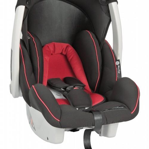 Κάθισμα αυτοκινήτου - MEDISAFE Biketoys Cocomoon Κόκκινο-Μαύρο 690-RD