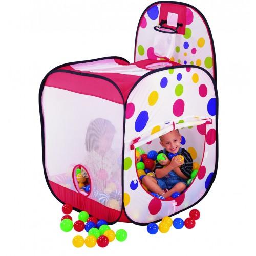 Παιδικός Παιδότοπος Παιχνιδιού Fun Play Tent LL626